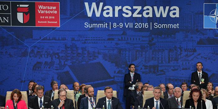 Инициативы первого дня саммита НАТО назвали агрессией против России