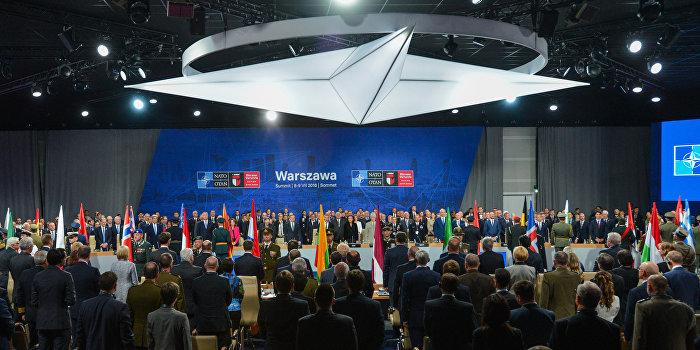 Клинцевич: Киев расценивает диалог с НАТО как одобрение своей политики