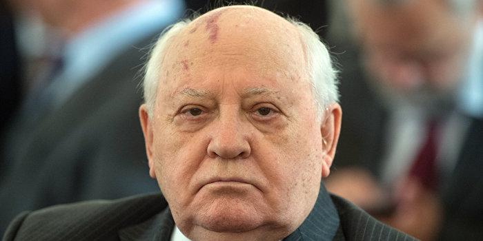 Горбачев: НАТО готовится к настоящей войне