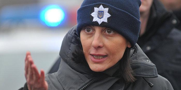 Главу украинской полиции могут лишить гражданства