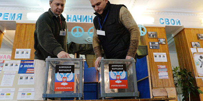 Донбасс готов к временному особому статусу и выборам