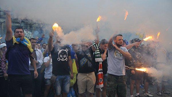 В Киеве день рождения Бузины отметят подпольно