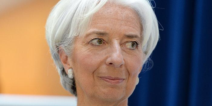Глава МВФ: Украина не выполняет взятые на себя обязательства