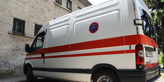 В Запорожской области расстреляли инкассаторскую машину
