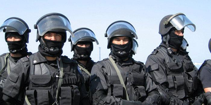 В Алма-Ате проводят антитеррористическую операцию
