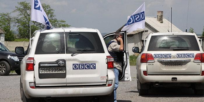 ФСБ поймала переводчика миссии ОБСЕ на шпионаже в пользу Украины