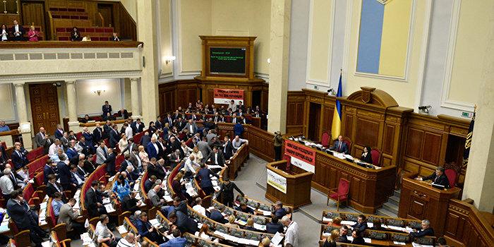 Не выполняя Минск-2, Украина выталкивает Донбасс в Россию