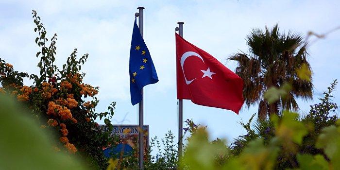 В ЕС напомнили Турции о европейских ценностях