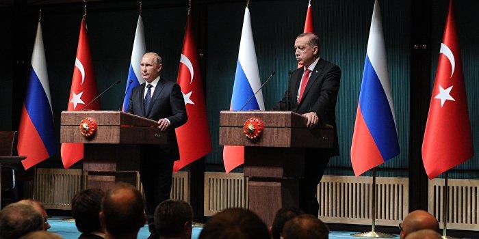 «Взгляд»: Теперь Турция может стать стратегическим союзником России