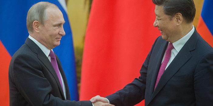 Свободная пресса: Москва и Пекин возводят «железный купол»
