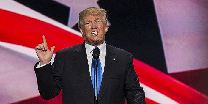 Трамп стал официальным кандидатом в президенты США