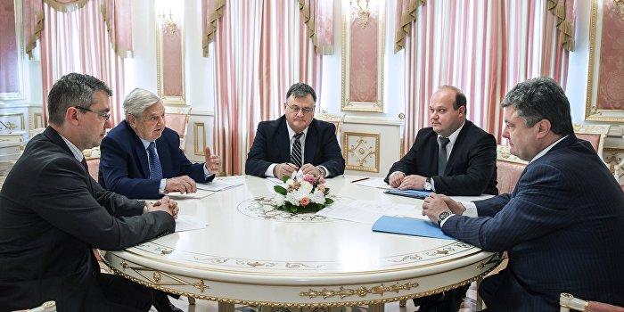 Сорос списал со счетов Турцию и поставил на Украину