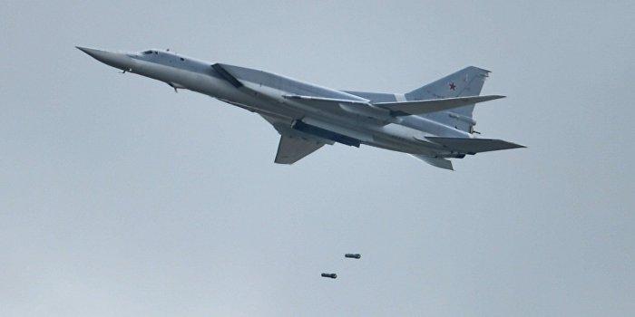 Дальние бомбардировщики РФ ударили по ИГИЛ