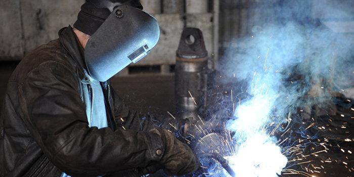Промышленность на Украине продолжает рушиться