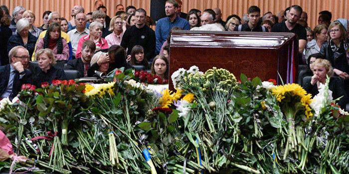 В Минске простились с Шереметом