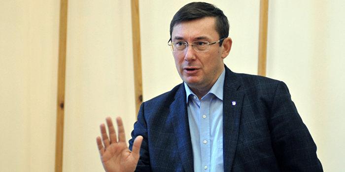Луценко назвал основную причину убийства Шеремета