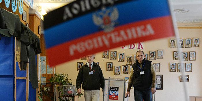 Власти ДНР и ЛНР перенесли дату местных выборов