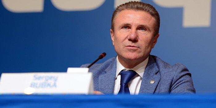 Бубка прикладывает все усилия, чтобы сборная России участвовала в Олимпиаде