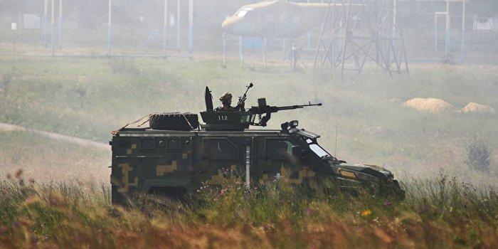 Взрыв на учениях украинского Генштаба, есть погибшие и раненые