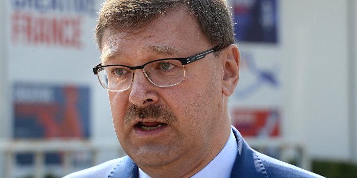 В Совфеде назвали условия выполнения Минских соглашений