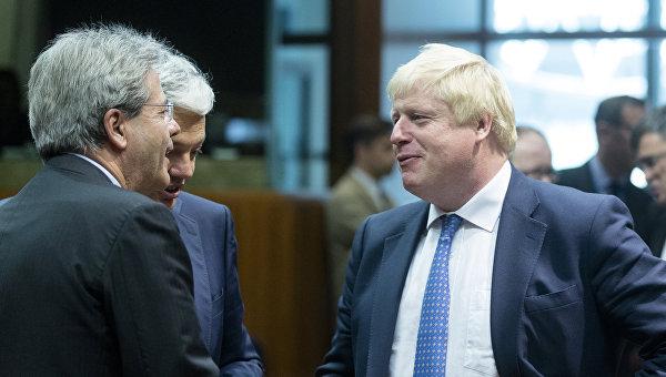 Тереза + Борис: чего ждать России и Украине?