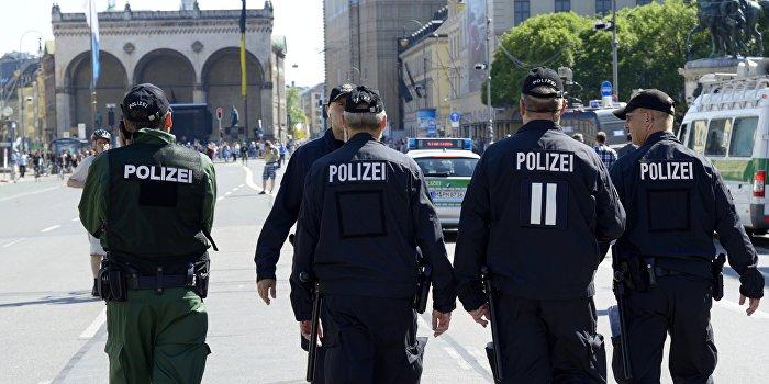 Ответственность за взрыв смертника в Германии взяло ИГ