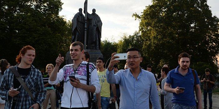 В Москве изобрели альтернативу Pokémon GO