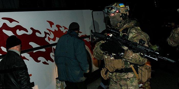 Оборотень объявлен официальным символом украинского спецназа