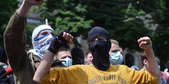 В Киеве избили главного редактора экономического издания
