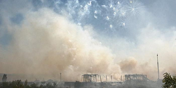 При взрыве на военном заводе в Азербайджане пострадали 20 человек