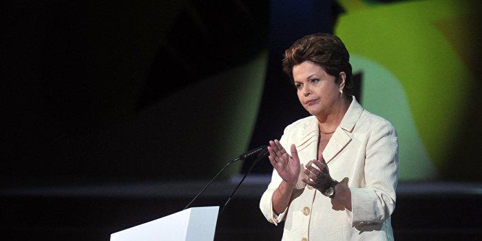 Бразильские президенты игнорируют собственную олимпиаду