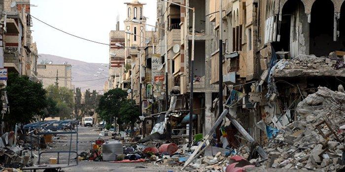Количество жертв смертника в Сирии достигло 50 человек
