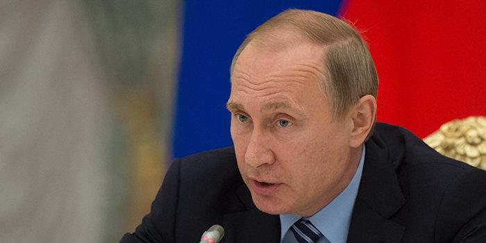 Путин выступил за создание эффективной антидопинговой системы