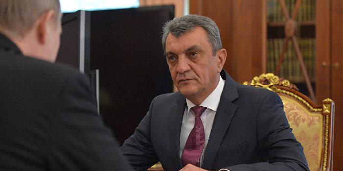 Путин отправил в отставку губернатора Севастополя Меняйло