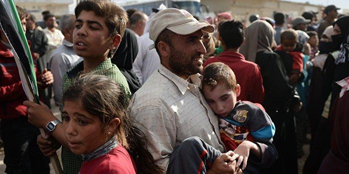 Россия начала спасательную операцию в Сирии