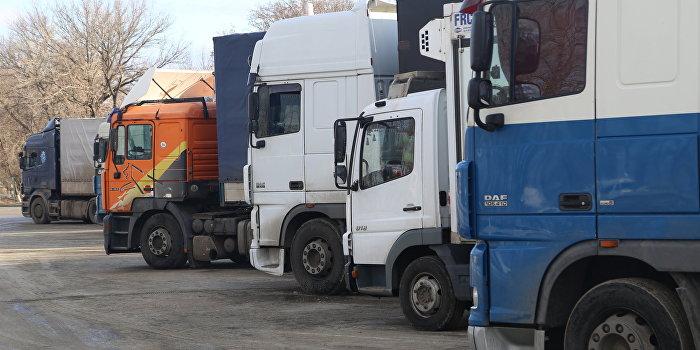 Украина приостановила поставки продукции 243 российских компаний