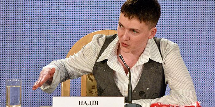 Савченко: Кто ответит за коррупцию в Минобороны?
