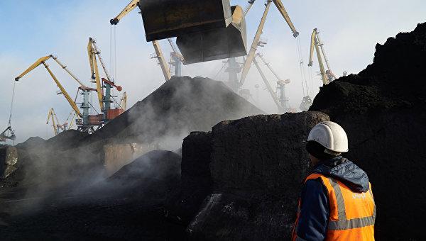 Донецкий уголь превращается... в уголь из США и ЮАР