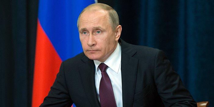 Президент России призвал Киев к прямому диалогу с Донбассом