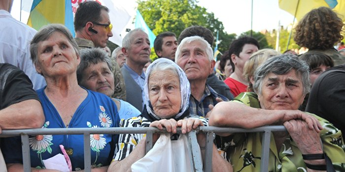 ЕС торопит Украину с увеличением пенсионного возраста