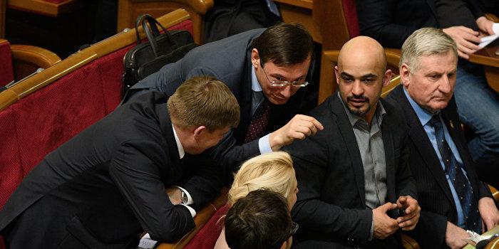 Найем: Украине навязывают жестокий Минск