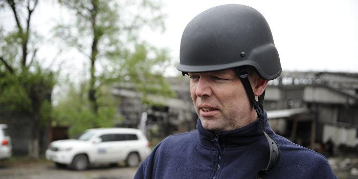 ОБСЕ: Киев не допускает наблюдателей к участкам разведения сторон