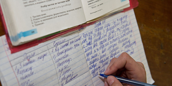 В украинских детсадах решили оценить патриотизм родителей