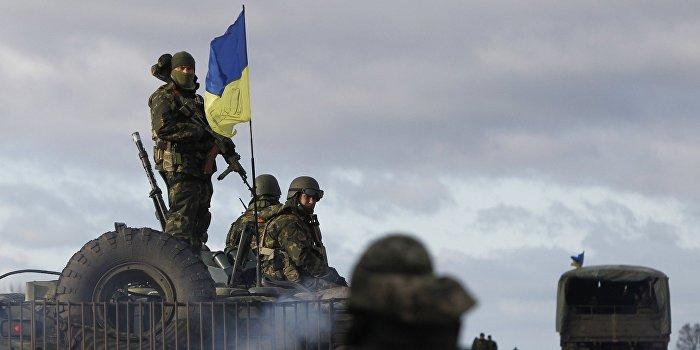 Минобороны Украины отказалось отводить силы от Станицы Луганской