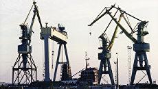 Карантин и прокуратура не помешали заводу «Океан» построить 2 баржи для голландцев