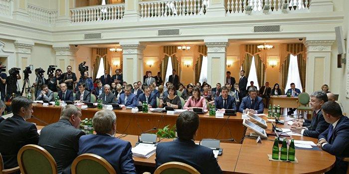 СМИ: Украинские власти «не вылазят» из российских соцсетей