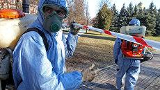 Стране нужны санитары: Ликвидация СЭС грозит Украине эпидемиями и неурожаем