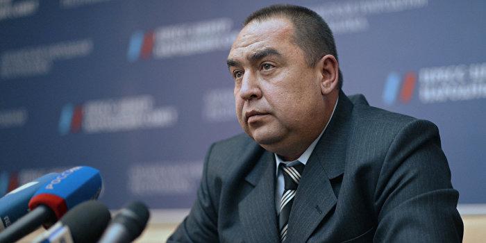 Плотницкий отложил проведение выборов в ЛНР