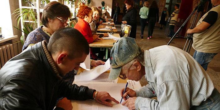 Киев обсудил с ПАСЕ«невозможность» выборов в Донбассе