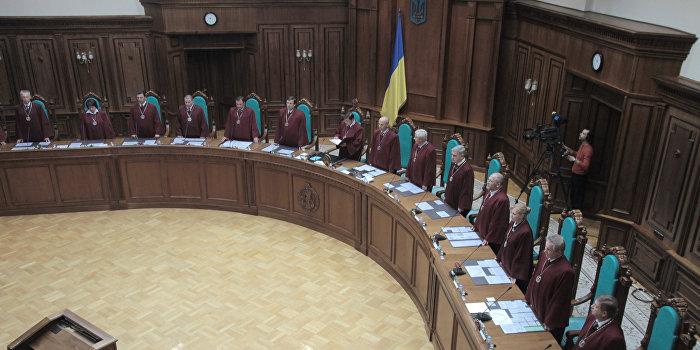 Глава Венецианской комиссии назвал главные проблемы судебной системы Украины
